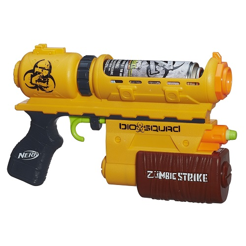 50% off Nerf Zombie Blaster : $9.99 + Free S/H
