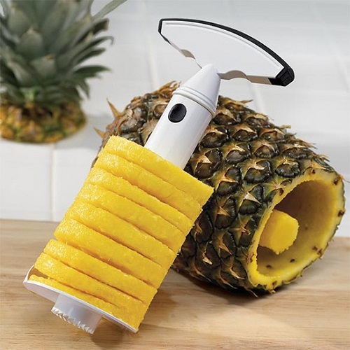 85% off Pineapple Corer and Slicer : $2.99 + Free S/H