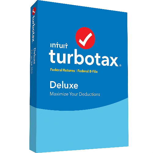TurboTax Deluxe 2016 : Only $29.86