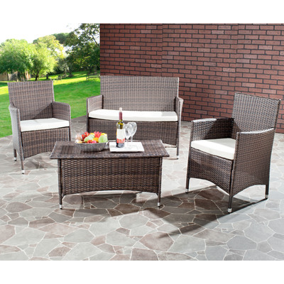 4-PC Outdoor Seating Set : $366.49 + Free S/H