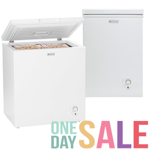 Emerson Chest Freezers : $149.99 & $169.99 + $5 S/H