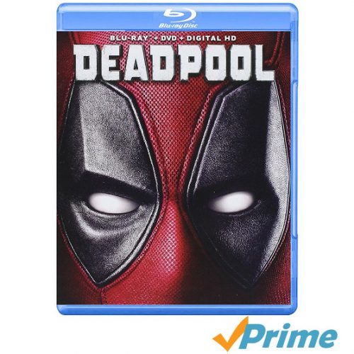Deadpool Blu-ray : Only $9.96