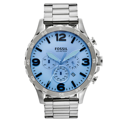 Men's Fossil Watch : $57.99 + Free S/H