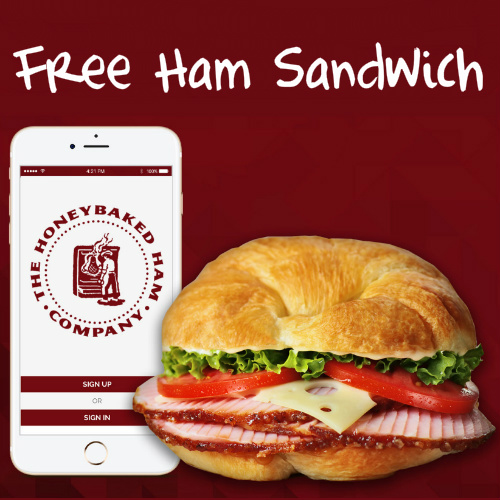 If you sign up for Honeybaked Rewards you will score a coupon for a FREE Ham Classic Sandwich – give it a try – you might find out that you love it just as much as I do. You'll need to plug in the zip code of a local Honeybaked store to grab the deal.