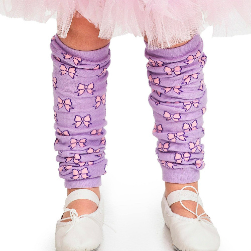 49% off Little Girls Leg Warmers : Only $6.12 + Free S/H