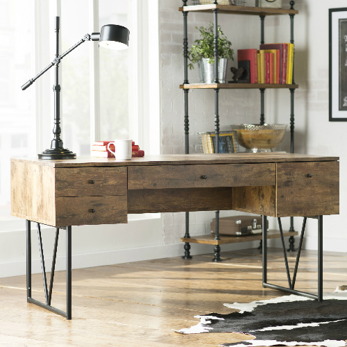 Industrial Style Desk 234 99 Free S H