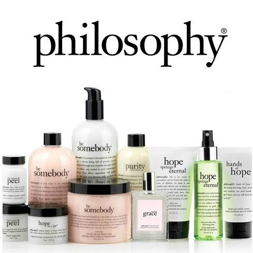 philosophy : 25% off Skin Care items