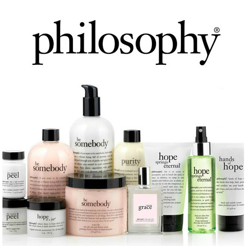 Philosophy coupon code