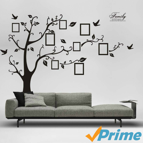 Photo Tree Wall Decal : Only $9