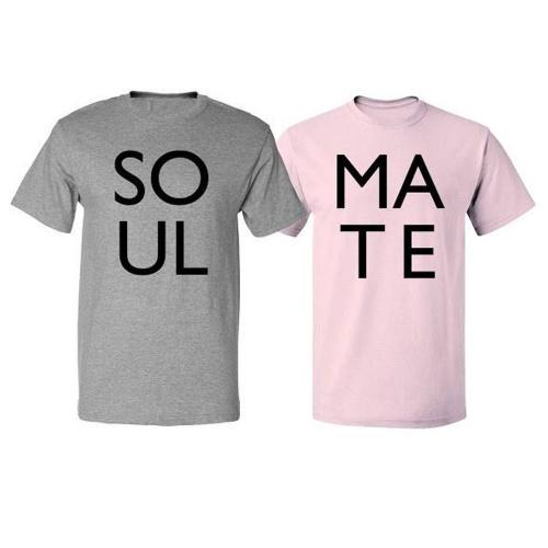 Soul Mate T-Shirts : $13.99 + Free S/H