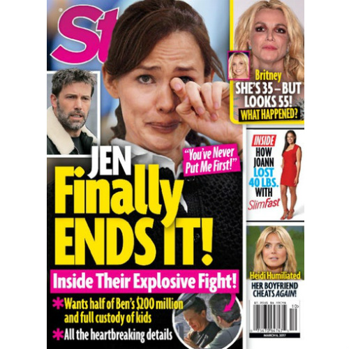 74% off Star Magazine Subscription : Only $19.95