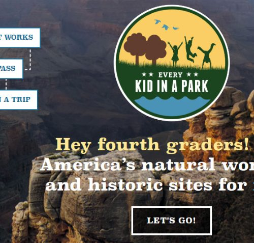 Free Park Access for 4th Graders