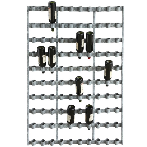 Casual Country Wall Bottle Rack : $215.99 + Free S/H