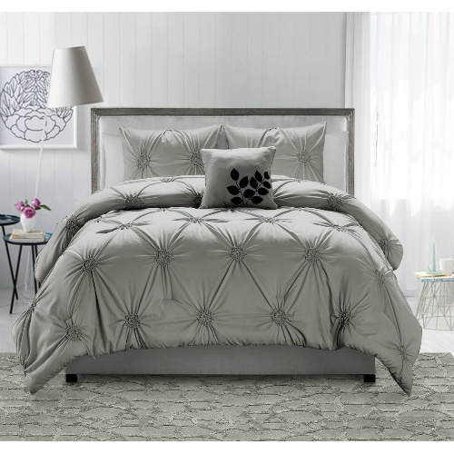 4-PC Comforter Set : Only $36.35