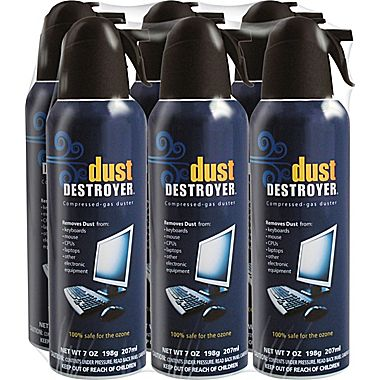 4-PK of Dust Destroyer : $19.99 + Free S/H
