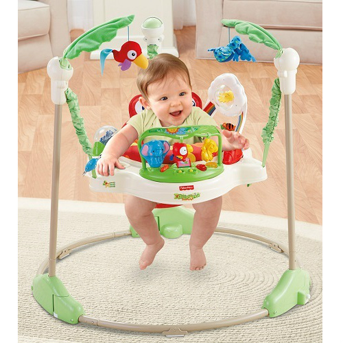 Fisher-Price Rainforest Jumperoo : $49.88 + Free S/H