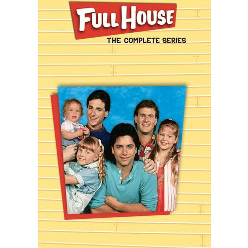 Full House: Complete Series on DVD : $49.99 + Free S/H