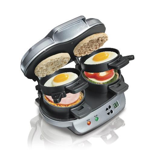 Breakfast Sandwich Maker : $19.99 + Free S/H