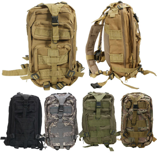 Military Style Rucksack Backpack : $12.99 + Free S/H