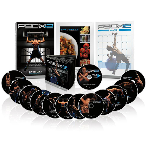 P90X2 DVD Workout : $49.80 + Free S/H