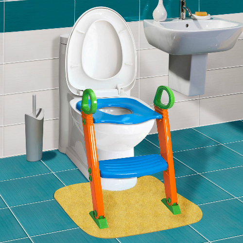 Potty Training Seat with Step Stool : $21.95 + Free S/H