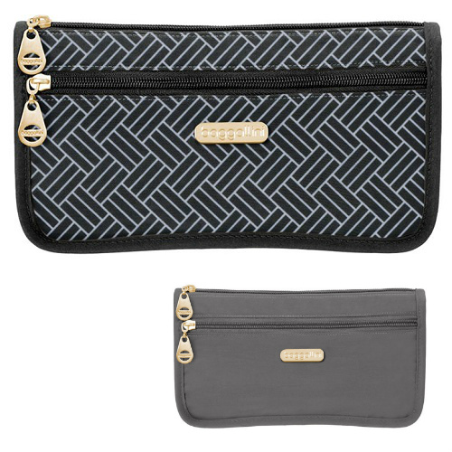 68% off Baggallini Cosmetic Case : Only $8.96 + Free S/H