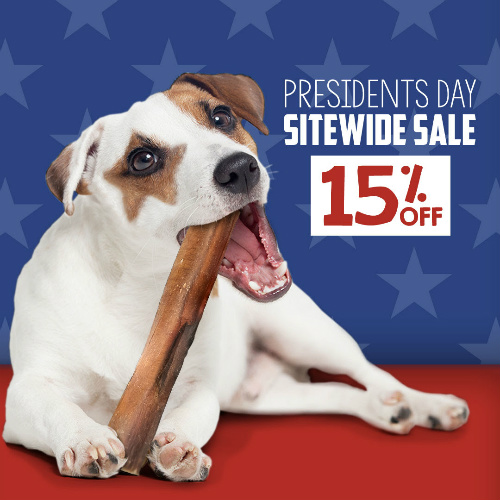 Best Bully Sticks : Extra 15% off any order