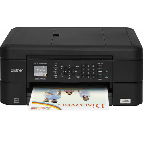 Brother Wireless All-In-One Printer : $39.99 + Free S/H