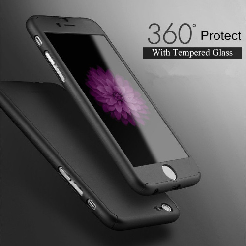 360° Protective Case for iPhones : $8.99 + Free S/H