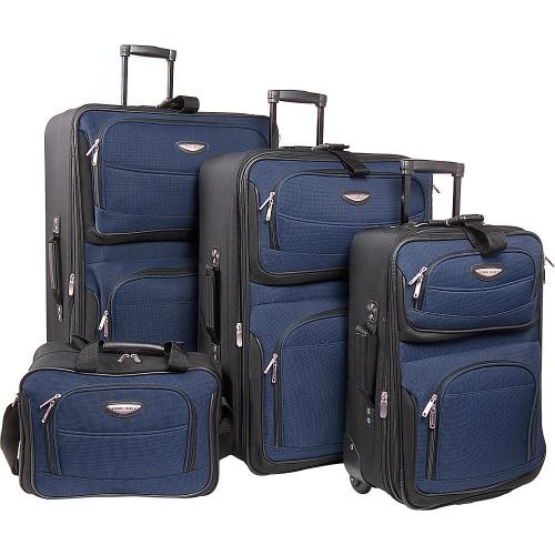 4-PC Luggage Set : $89.99 + Free S/H
