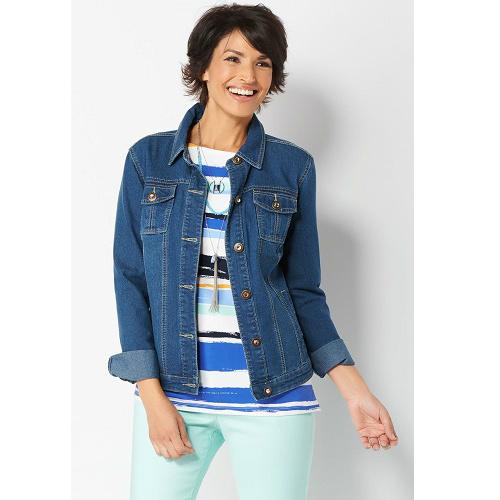 Women's Denim Jacket : $22.48 + Free S/H