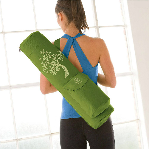 Gaiam Yoga Mat Bag : Only $5.98