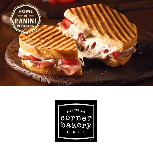 Corner Bakery Cafe : Buy 1 Sandwich, Get 1 Free