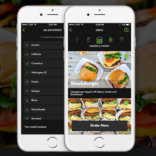 Shake Shack : Free Burger