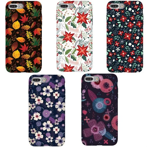 48% off Floral Collection Phone Cases : Only $19.79 + Free S/H