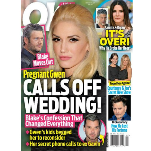 OK! Magazine : Free Digital Subscription