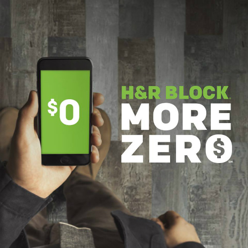 H&R Block : File your Taxes for Free