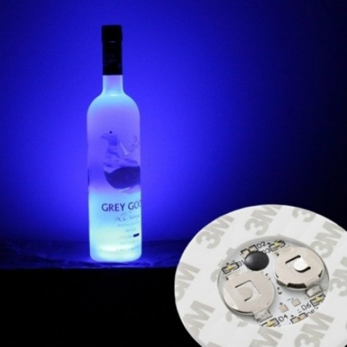 3-PK of Liquor Bottle Lights : $7.99 + Free S/H