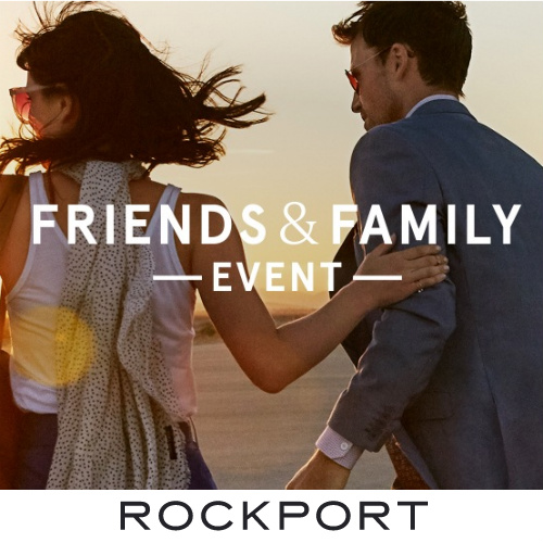 Rockport : Extra 40% off + Free S/H