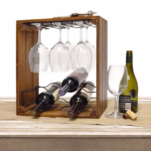 Wine Storage Cube : $19.99 + Free S/H