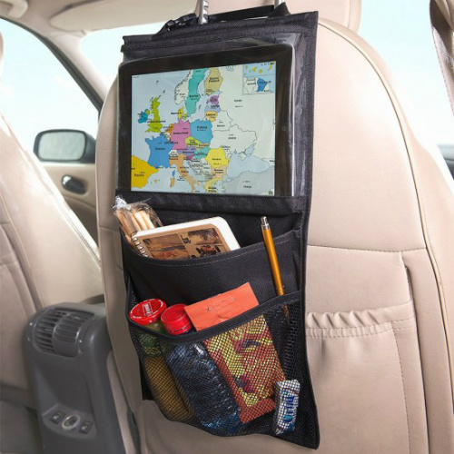 Car Organizer w/iPad Holder : $6.99 + Free S/H