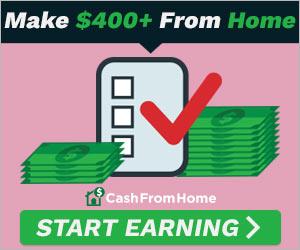 CashFromHome