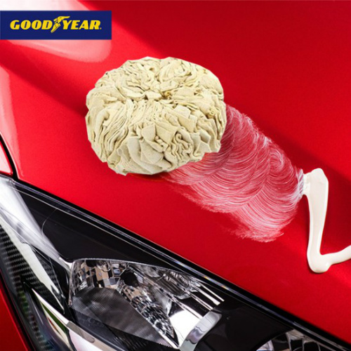 77% off Goodyear Leather Chamois Ball : $3.99 + Free S/H