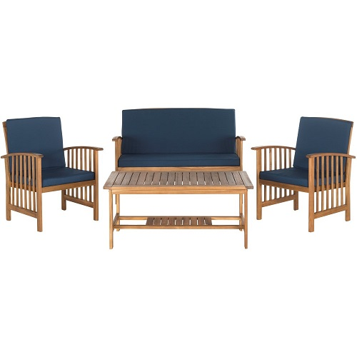 4-PC Outdoor Seating Group : $297.99 + Free S/H