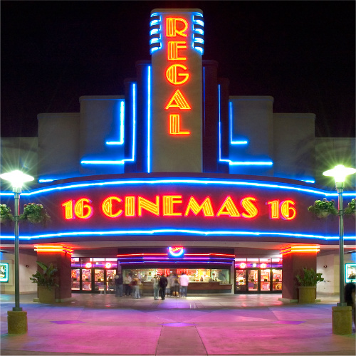 $20 Regal Cinemas Gift Card : Only $10
