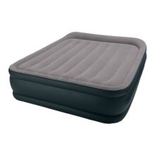 Intex Deluxe Queen Raised Air Mattress Clearance