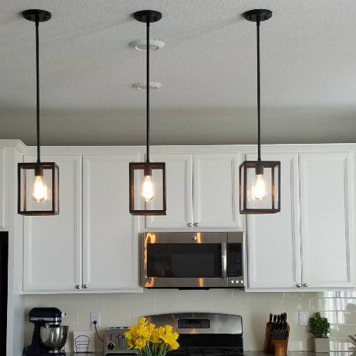 Finally! Affordable Lantern-Style Pendants!
