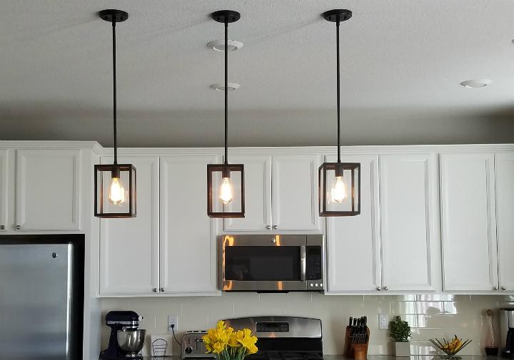 inexpensive lantern style pendant lights & Finally! Affordable Lantern-Style Pendants! | MyBargainBuddy.com