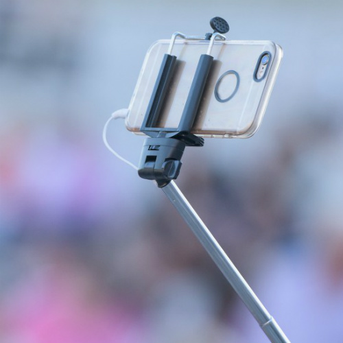 Wired Selfie Stick : $3.99 + Free S/H