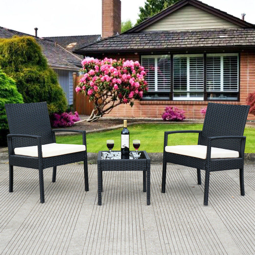 45% off 3-PC Patio Set : $109.99 + Free S/H